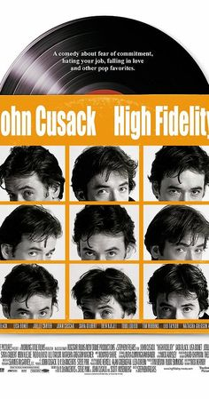 Directed by Stephen Frears.  With John Cusack, Iben Hjejle, Todd Louiso, Jack Black. Rob, a record store owner and compulsive list maker, recounts his top five breakups, including the one in progress.