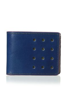 J.Fold Men's V12 Slimfold ID Wallet, Blue/Purple at MYHABIT