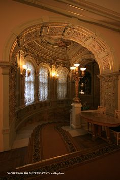Royal Russia News: The Vladimir Palace   Residence Of The Grand Duke  Vladimir Alexandrovich In St.