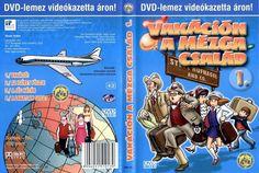 vakáción a Mézga család 1 dvd