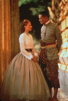 Anna and the King - awwww :) Loved this movie!! I like to think in my head that they got married :)
