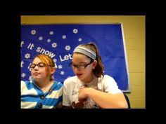 Using iPads for school announcements