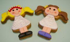 Cookies de Muñecas