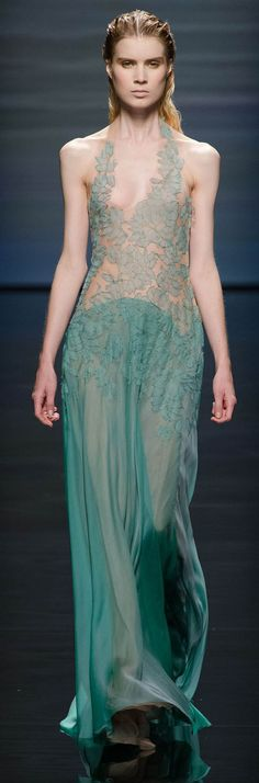 Alberta Ferretti Spring Summer 2013 Ready To Wear Collection