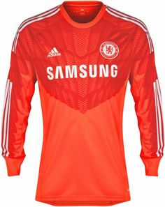 6b09009de ... adidas Chelsea FC 20132014 LS Home Soccer Jersey Hot Sellers Pinterest  Home