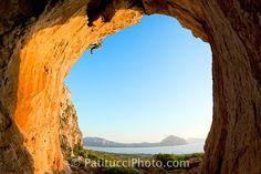 Climbing in Sicily