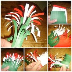 hurkapálcára is lehet csavarni Independence Day Activities, Independence Day Decoration, Class Decoration, Fox Crafts, Craft Stick Crafts, Crafts For Kids, Arts And Crafts, August Themes, Paper Flowers For Kids