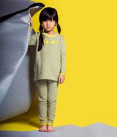 Yellow Moon Homewear set