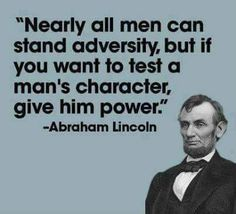 Well Said Quotes 93449760993260704 - Abraham Lincoln well said // Now we know for certain what Obama's character is! A petty tyrant, a narcissistic dictator, a parasitic leech, and a hater of this country and her citizens! Source by queenmarcy Life Quotes Love, Wise Quotes, Quotable Quotes, Great Quotes, Quotes To Live By, Motivational Quotes, Inspirational Quotes, Wise Sayings, Quotes Women