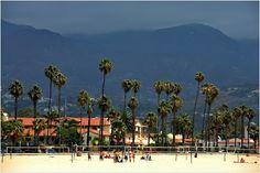 East Beach, Santa Barbara, CA