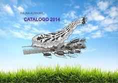 Catálogo general de fauna auxiliar y organismos beneficiosos para la lucha…