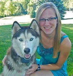 After transplant, she's ready to get home: Chelsea Kardell, 23, with her dog, Lola. Kardell was diagnosed two years ago with chronic myelogenous leukemia and has had oral chemotherapy and a bone marrow transplant.
