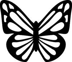 Molde de Borboleta Vazada Giant Paper Flowers, Diy Flowers, Diy Gifts Videos, Letter Wreath, Butterfly Wings, Butterfly Template, Cute Cartoon Wallpapers, Templates Printable Free, Cute Illustration