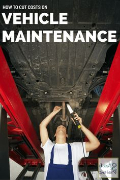 Save Money On Car Maintenance?? It is so easy to do for such an essential in our every day life.
