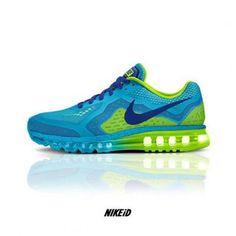NIKEiD AIR MAX 2014 #sneaker