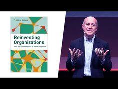 Reinventing Organizations : La transformation d'une entreprise et de son…