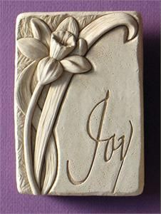 Order Joy Daffodil Carruth from Ken's Flower Shops, your local Perrysburg & Toledo OH florist. Send Joy Daffodil Carruth for fresh and fast flower delivery throughout Perrysburg & Toledo OH , OH area. Clay Wall Art, Clay Art, Ceramic Flowers, Clay Flowers, Clay Projects, Clay Crafts, Stone Carving, Wood Carving, Ceramic Art