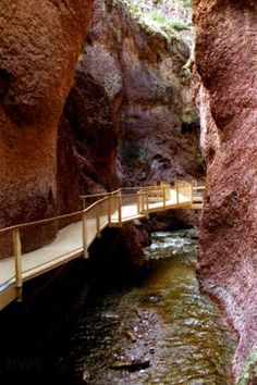 New Mexico's Catwalk National Scenic Trail