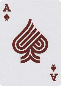 Aaron Drapling Playing Cards
