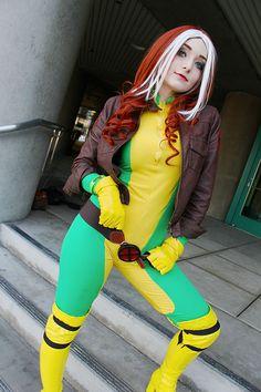 Rogue #xmen #cosplay