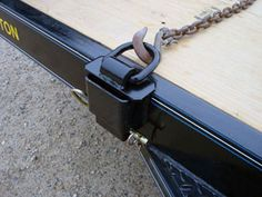 Stake pockets + ratchet strap tie-downs - options? - Page 2 - : and Off-Road Forum Work Trailer, Trailer Plans, Trailer Build, Kayak Trailer, Camping Trailers, Truck Flatbeds, Truck Bed, Metal Projects, Welding Projects
