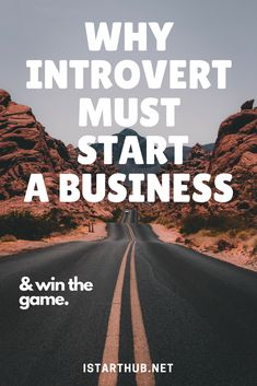 Learn why you should start a business if you are an introvert #introvert #businesstips #starttoday Successful Home Business, Starting A Business, Business Tips, Online Business, Business Meme, Make Money Blogging, Way To Make Money, Blogging Ideas, Thing 1