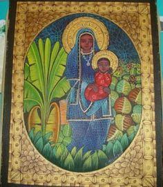 "Saincilus Ismael   12"" x 16""  Oil on canvas Haitian Art, Caribbean, Places To Go, Paintings, Culture, Ebay, Paint, Painting Art, Painting"