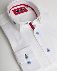 DOUBLE COLLAR SHIRT BY FRANCK MICHEL   PALAZZO WHITE. See more at: http://www.fashion-shirts.com/collections/franck-michel-shirts/products/double-collar-shirt-by-franck-michel-palazzo-white