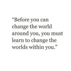 Something needs to change...