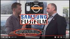 """Here on FujiRumors we never joined the big """"Fujifilm sensor is made by Samsung"""" buzz and you won't find a single article or a single comment, where I even allude to that. I Can Tell, Told You So, Rss Feed, Press Release, Facebook Instagram, Fujifilm, Be Still, Definitions, Sony"""