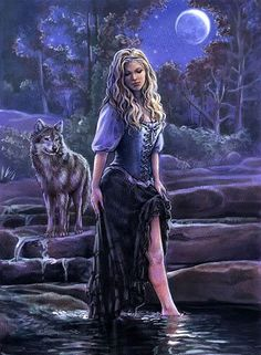 Uncaged Wolf; Untamed Witch - Prologue