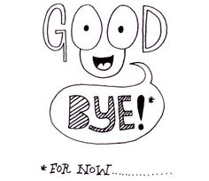 Blog: Farewell! - Doodlers Anonymous