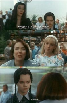 The Addams Family values The Addams Family, Addams Family Values, Addams Family Quotes, Quote Movie, Movie Tv, Horror Movie Quotes, Funny Quotes, Funny Memes, Hilarious