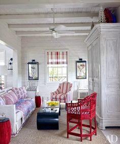 indoor porch design