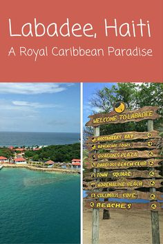 Here is some info about Royal Caribbean's awesome private island cruise port in Haiti.