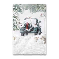 Winter Pickup Business Christmas Cards, Christmas Greeting Cards, Christmas Greetings, Holiday Cards, Personalised Christmas Cards, Renewable Sources Of Energy, Types Of Printing, White Texture, New Year Card