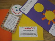 Pocket books - lots of fun possibilities.  Get your parents involved - they can assemble book pages!  Parents love seeing their contributions being used by the children. Saves teacher time, gets parents involved. WIN-WIN!