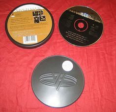 """For Sale - Van Halen Can't Stop Lovin' You - Tin UK  CD single (CD5 / 5"""") - See this and 250,000 other rare & vintage vinyl records, singles, LPs & CDs at http://eil.com"""