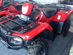 New 2016 Honda FourTrax® Foreman® Rubicon® 4x4 ATVs For Sale in Wisconsin.