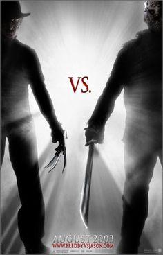 freddy vs jason Movie posters | Freddy vs. Jason — Movie Posters | Nightmare on Elm Street Companion ...