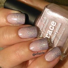 Gradient. Picture Polish Lizzie & Grace (note to myself:buy Grace).