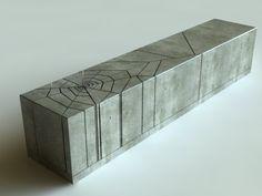 concrete bench                                                                                                                                                     More