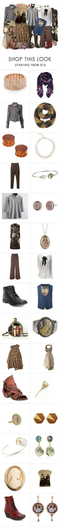 """""""Boy and Girl"""" by amanda-anda-panda ❤ liked on Polyvore featuring New Directions, Humble Chic, Vivienne Westwood Gold Label, NOVICA, DIANA BROUSSARD, Vivienne Westwood Man, Judith Ripka, Anne Klein, Dolce&Gabbana and Spring Street"""