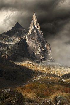 French Alps - toward the dream of climbing by Daniel Metz