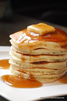 134 Best Fluffy Pancakes Images Morning Breakfast Pancakes Sugar