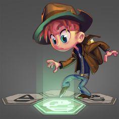 Kid Character #kid #character