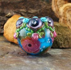 Jaipur Jewels Gatita by flamekeeper on Etsy, $45.00