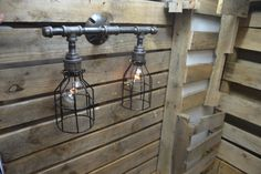 Lighting  Industrial Lighting  Steampunk by UnionHilIronWorks
