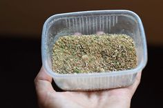 Domácej vegete sa nič nevyrovná. Jedna ingrediencia vás prekvapí! - Záhrada.sk Krabi, How To Dry Basil, Herbs, Food, Herb, Meals, Yemek, Eten