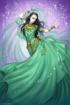 Sacred dance by Develv.deviantart.com on @deviantART